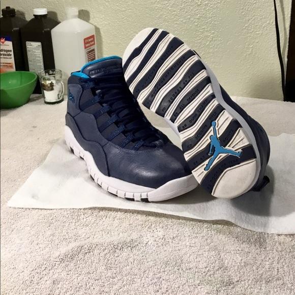 sports shoes 492a3 a2d1d Nike Air Jordan Retro 10 LA 310805 404 size 10.5